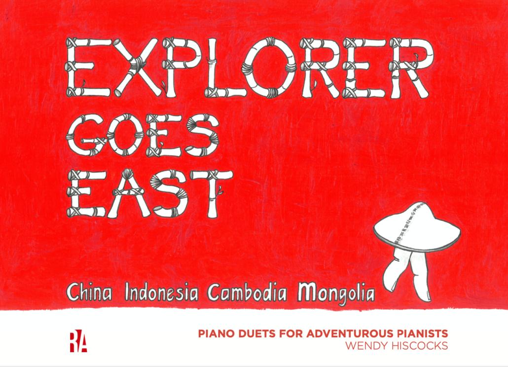 Explorer Goes East