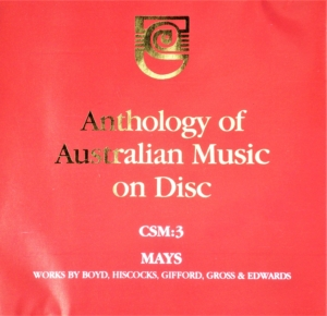 Anthology of Australian Music