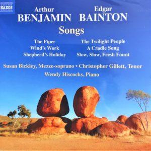 Benjamin Bainton CD