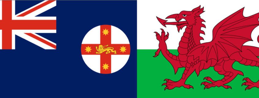 South Wales meets New South Wales